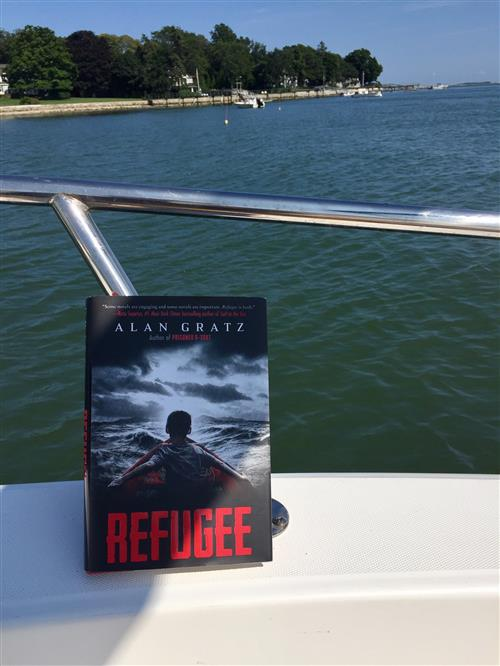 book on boat