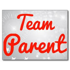 Volunteer to be a Team Parent!