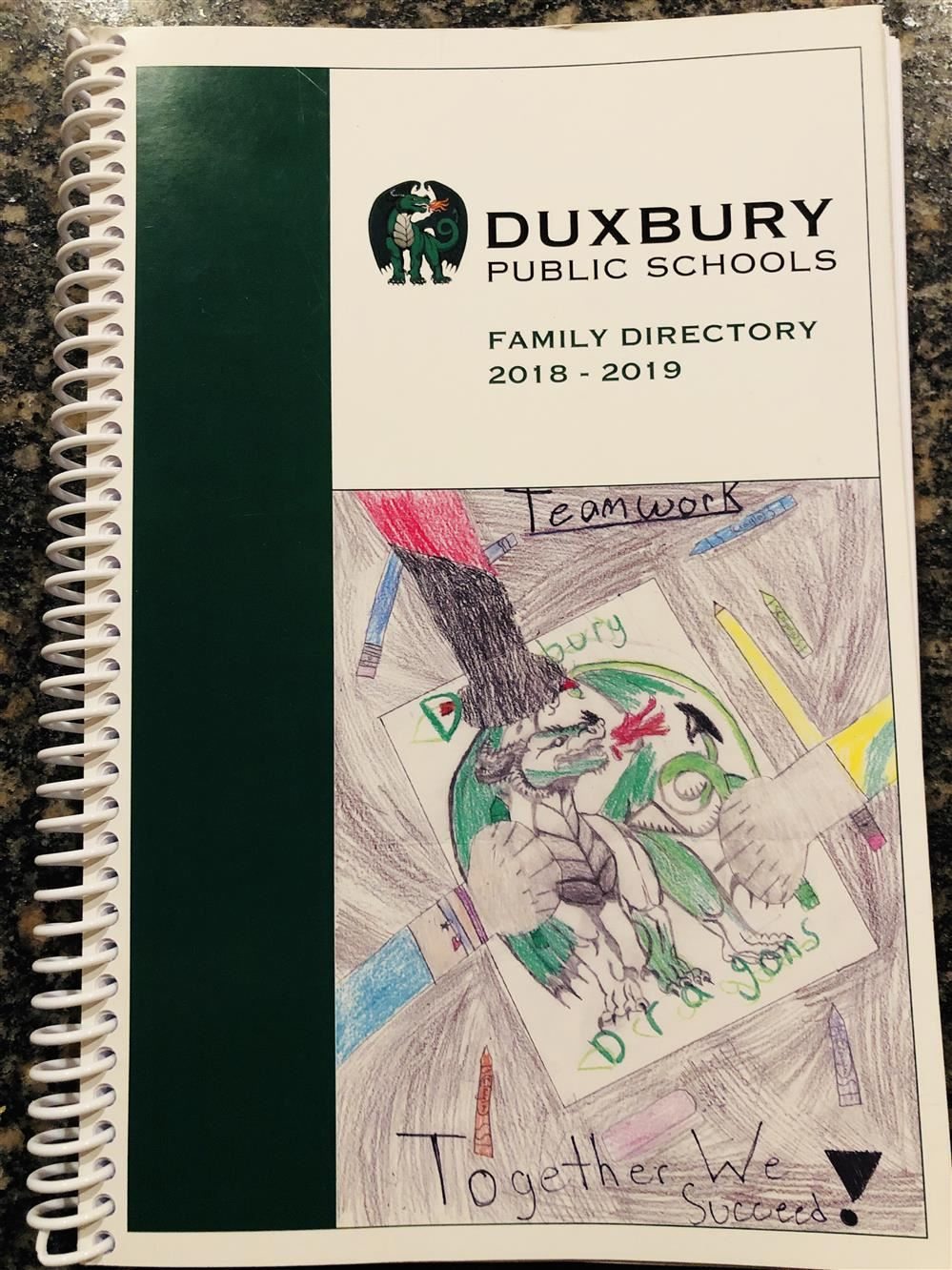 Family Directory ON SALE $10