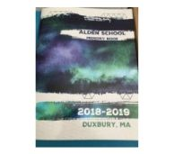 2018-2019 Alden Memory Book Sold Out