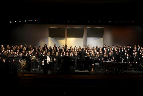 DHS Fall Choral Concert 2015