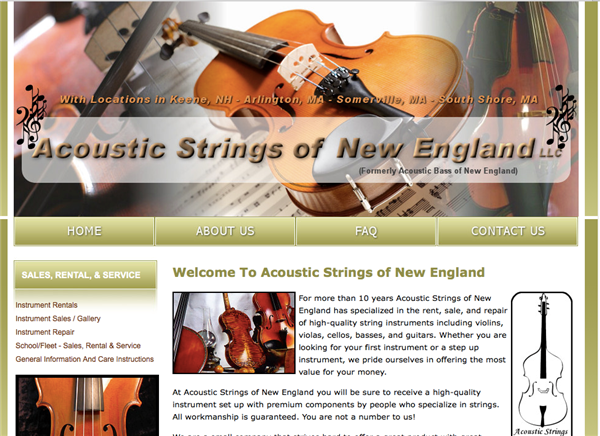 http://www.acousticstrings.biz/index.html