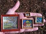 Barbara Stanton - Miniature Art