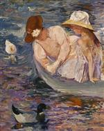MaryCassatt-Summertime