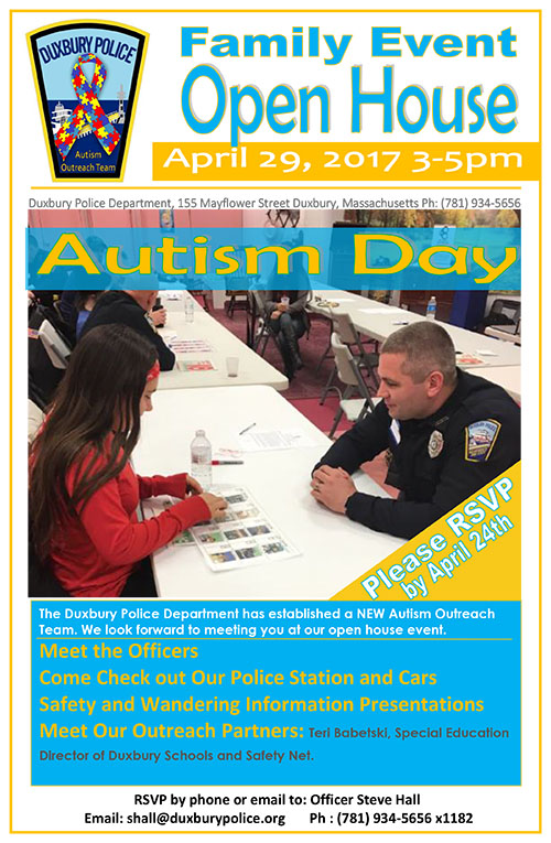 Autism Open House