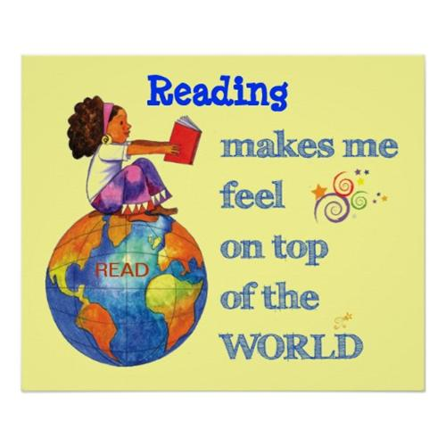Holden, Kellie / Why is reading so important?