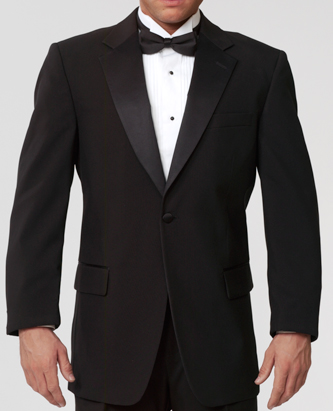 All Black Tuxedos For Prom