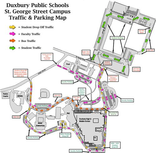 2015 DMS/DHS Traffic Pattern